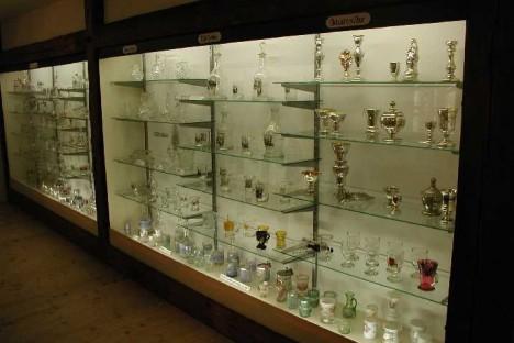 Führung: Glasmuseum